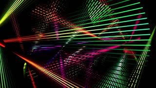 Laser Lights Stage