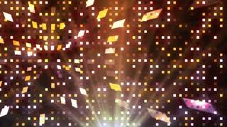 Led & Laser Lights Stage