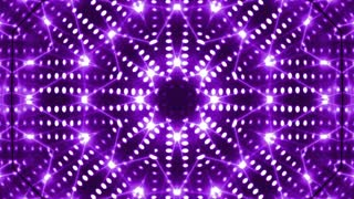 Purple stage lights background