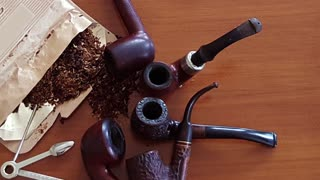 Smoking pipes and tobacco