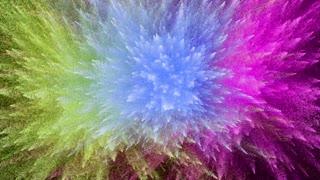 Triple Particle Explosion