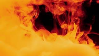 Underwater fire colorsPaint Smoke