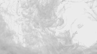 Underwater grey paint smoke