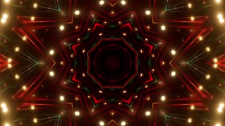 Abstract kaleidescopic club,party,stage lights