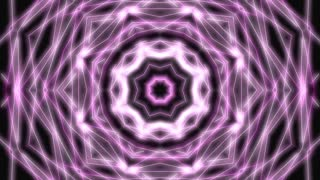 Abstract lights kaleidoscopic animation suited for tv shows, concerts ,music protections , vj projections at parties in night clubs, discos and  trance events.