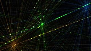 Colorful Laser Lights