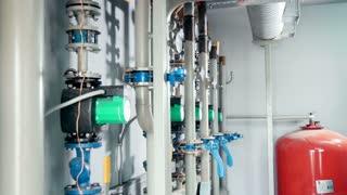 boiler heating system inspection