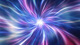 Abstract Background Fibers Technology, Loop, 4k