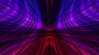 Abstract Technology Animation Background, Fiber Stripes Universe, Loop, 4k