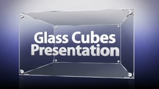 Glass Cubes (Music Included) - HD