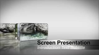Glass Presentation (Music Included)