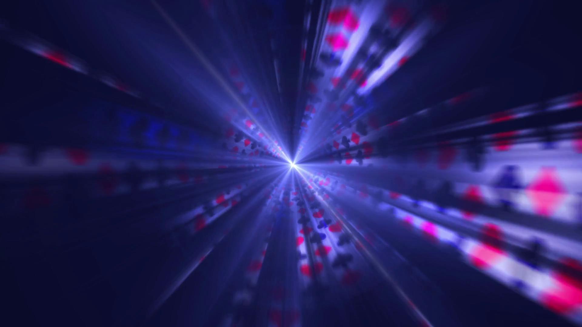 Poker Card Symbols Tunnel Background Loop 4k Motion Background Storyblocks