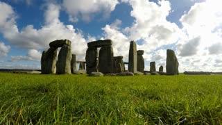 Stonehenge, Salisbury, Amesbury, England, Time Lapse, Slow, 4k