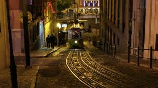 Tram Lisbon, Stop Motion, Portugal, 4k