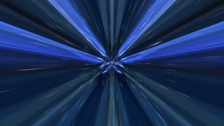 Abstract Technology Universe Animation, Background, Rendering, Loop, 4k