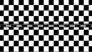 Checker Door Animation, Rendering, Background, Loop, 4k