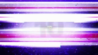 COUNTDOWN Glitch Numbers Animation, Rendering, Background, Alpha Matte, Loop, 4k