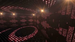 Music Room Animation, Rendering, Background, Loop, 4k