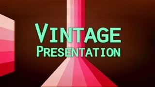 Vintage / Modern Presentation (2 Music Included)