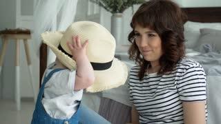 22d4c738983c9 girls dancing in cowboy hats Stock Video Footage - Storyblocks Video