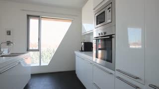 DS MS Modern kitchen's interior