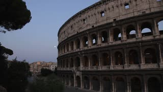 MH HA LD Coliseum Exterior / Rome, Italy