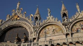 MH LA PAN Facade of Basilica San Marco / Venice, Italy