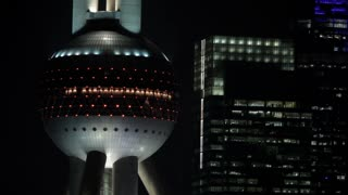 MS Oriental Pearl Tower / Shanghai, China