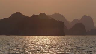 WS Ha Long Bay at dusk / Vietnam