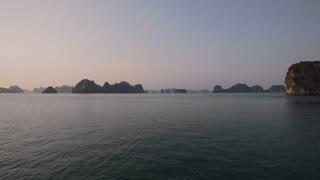 WS Ha Long Bay islands / Vietnam