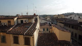 WS HA PAN Old Town Rooftops / Florence, Italy