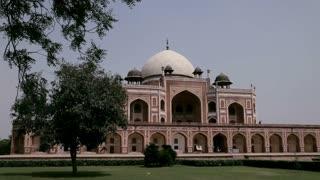WS Humayun's Tomb / New Delhi, India