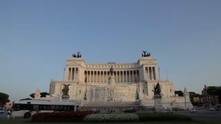 WS LD Monumento Nazionale A Vittorio Emanuele II / Rome, Italy