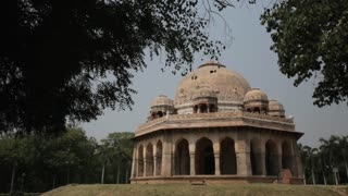 WS Mohammed Shah's Tomb in Lodhi Gardens / New Delhi, India