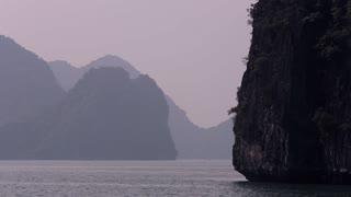 WS MS Ha Long Bay islands / Vietnam