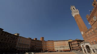 WS PAN Buildings in Town Square / Siena, Italy