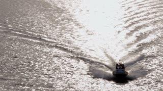 WS PAN HA Pilot Boat at sea / Singapore