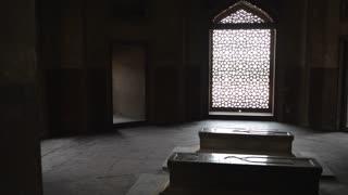 WS PAN Interior of Humayun Tomb / Delhi, India