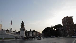 WS PAN Monumento Nazionale A Vittorio Emanuele II / Rome, Italy