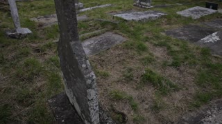 WS TU Small Stone Graveyard / Ireland
