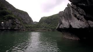 WS View of Ha Long Bay / Vietnam
