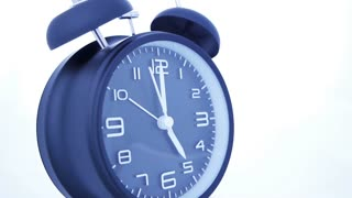 Alarm clock time lapse 4