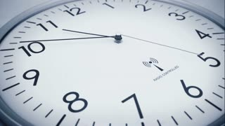 Clock time lapse 4 K
