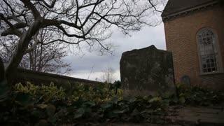 17th Century Grave Stone 2