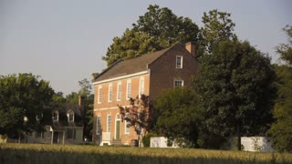 18th Century Brick Home