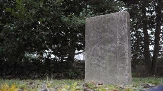 18th Century Grave Stone 3