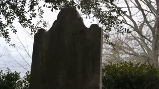 18th Century Grave Stone