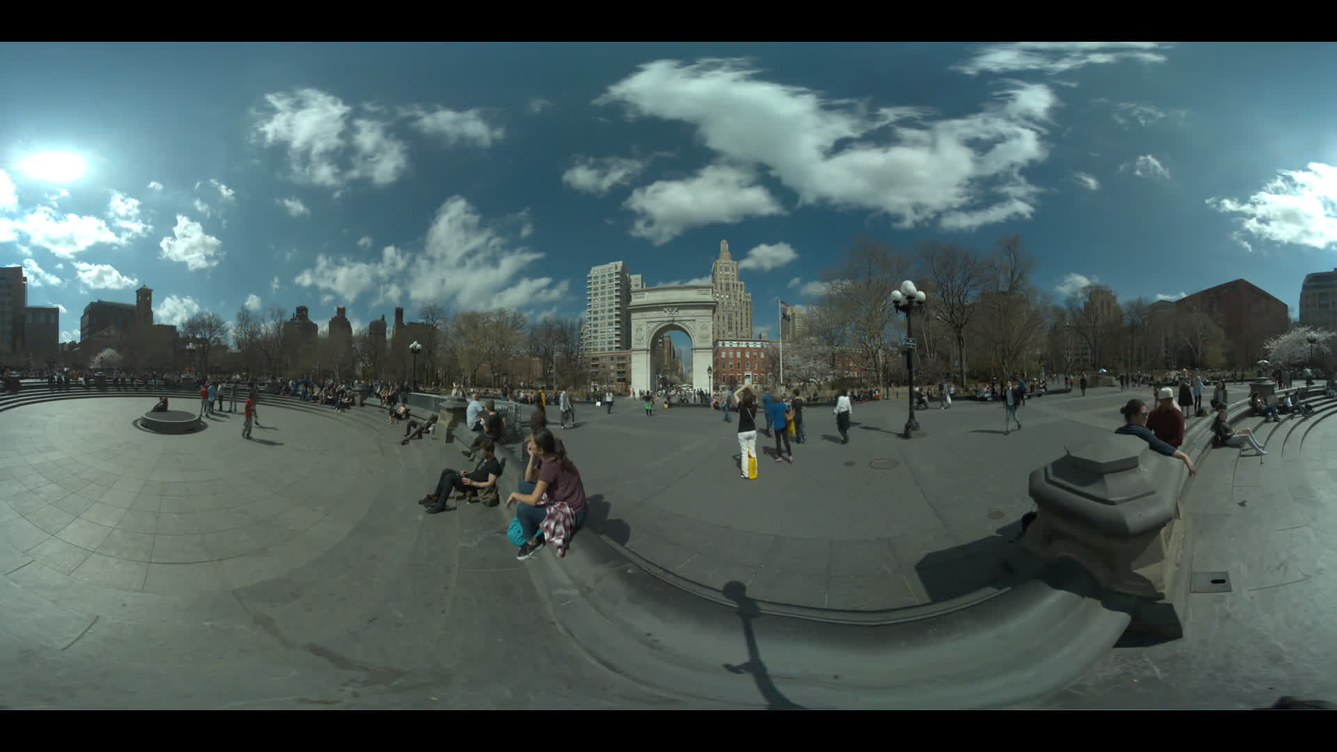 360° Washington Square, New York City