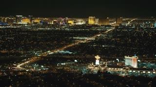 4K Aerial of Las Vegas