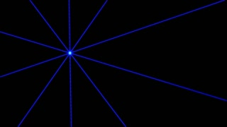 4K Laser Lights Creative Dance Party Background 2